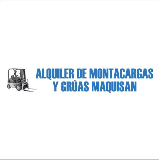 Montacargas y Grúas Maquisan-logo
