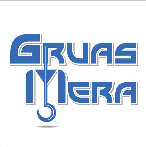 Grúas Mera-logo