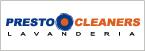 Presto Cleaners Lavandería-logo