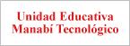 Unidad Educativa Manabí Tecnológico-logo