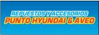 Punto Hyundai & Aveo-logo