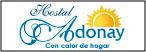 Hostal Adonay-logo