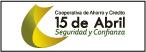 Cooperativa de Ahorro y Crédito 15 de Abril Ltda-logo