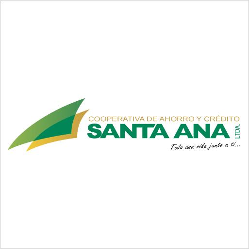 """Cooperativa de Ahorro y Crédito """"Santa Ana"""" Ltda-logo"""