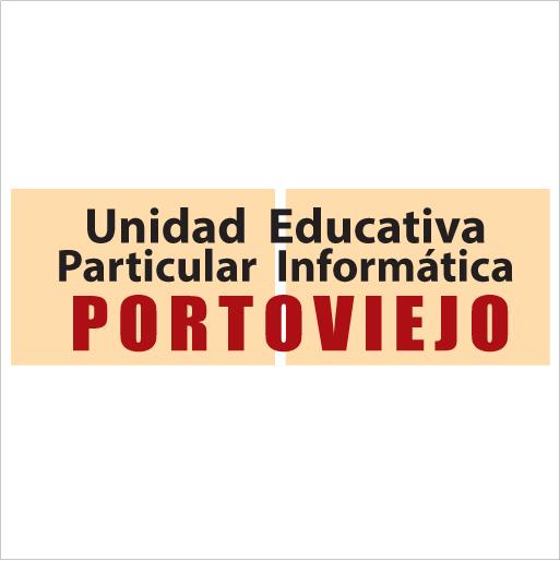 Unidad Educativa Particular Informática Portoviejo-logo