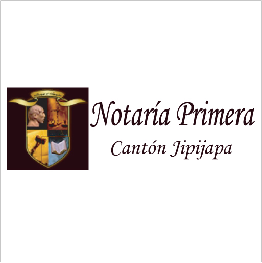 Notaría 1 Primera del Cantón Jipijapa-logo