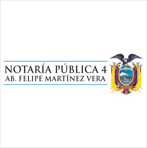 Notaría Pública Cuarta-logo