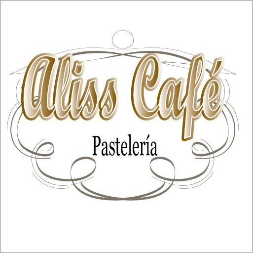 Pastelería Aliss Café-logo