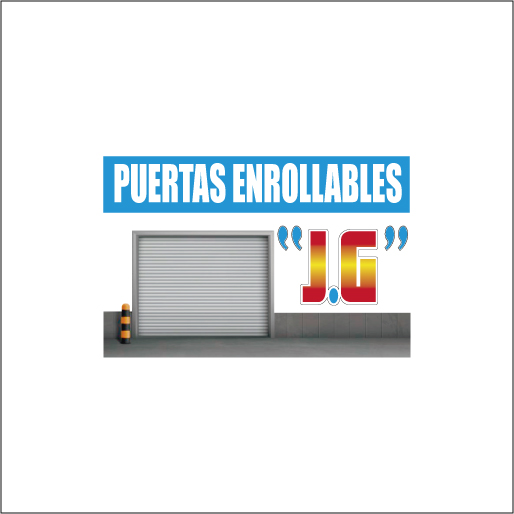 Puertas Enrollables ¨JG¨-logo