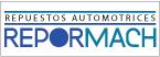 Repuestos Automotrices Repormach-logo