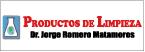 Productos Químicos Dr. Jorge Romero Matamoros-logo