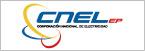 Corporación Nacional de Electricidad CNEL EP Unidad de Negocio El Oro-logo