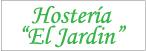 Hostería El Jardín-logo