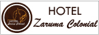 Hotel Zaruma Colonial-logo