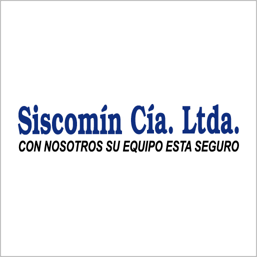Siscomin Cía. Ltda.-logo