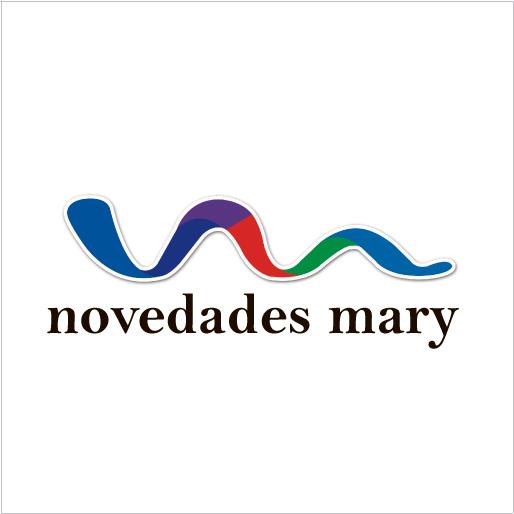"""Novedades """"Mary""""-logo"""