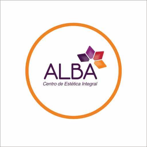 Clínica de Estética Alba-logo