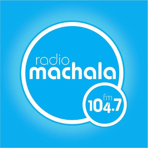Radio Machala 104.7 fm-logo