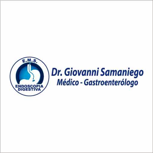 Dr. Giovanni Samaniego Matute-logo