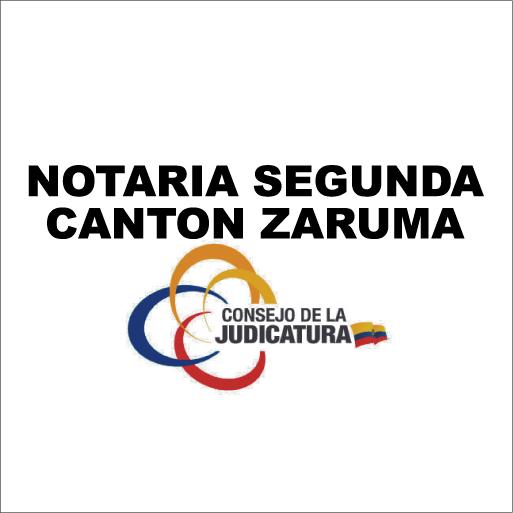 Notaría Segunda Cantón Zaruma-logo