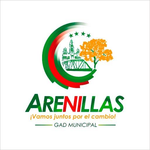 Gobierno Autónomo Descentralizado Del Municipal Del Cantón Arenillas-logo