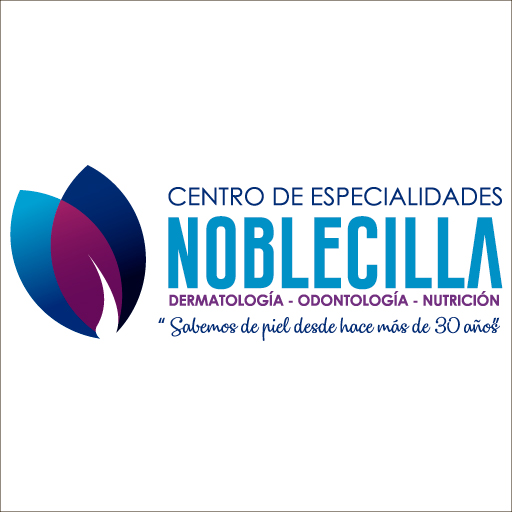 Noblecilla Centro de Especialidades Dermatología - Odontología y Nutrición-logo