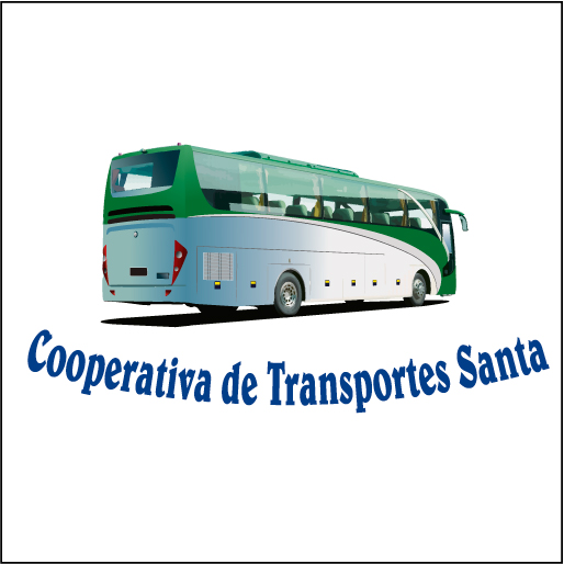 Cooperativa de Transportes Santa-logo