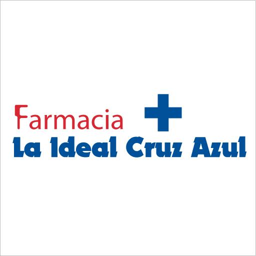 Farmacia La Ideal Cruz Azul-logo