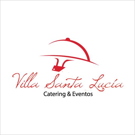 """Salón de Recepciones """"Villa Santa Lucía""""-logo"""