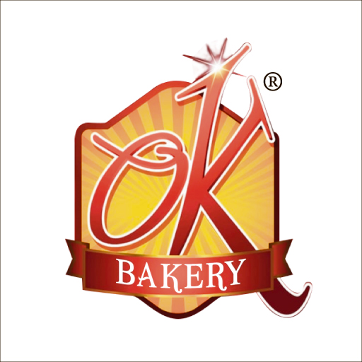 "Pastelería ""Ok Bakery""-logo"