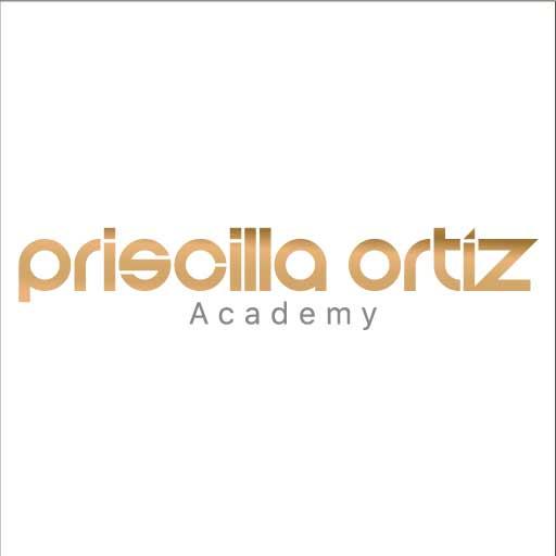 "Escuela de Maquillaje ""Priscilla Ortiz""-logo"