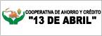 Cooperativa de Ahorro y Crédito 13 de Abril-logo
