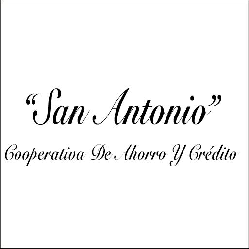 Cooperativa de Ahorro y Crédito San Antonio-logo