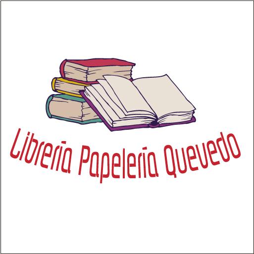 Librería y Papelería Quevedo-logo