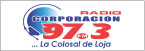Radio Corporación 97.3-logo