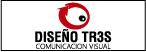 Diseño TR3S-logo