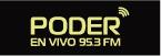 Radio Poder 95.3 FM-logo