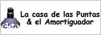 La Casa de Las Puntas & El Amortiguador-logo