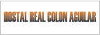 Hostal Real Colón Aguilar-logo