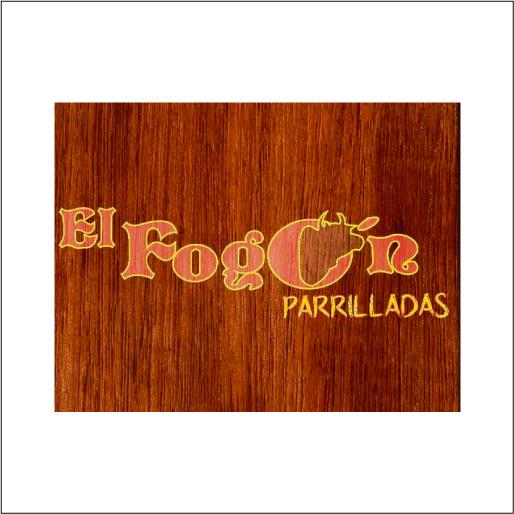 El Fogón Parrilladas-logo