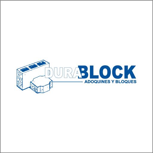 """Fábrica de Adoquines y Bloques """"Durablock""""-logo"""