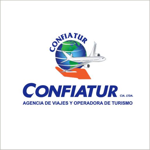 Agencia de Viajes Confiatur-logo