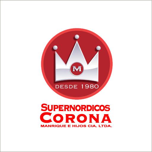 Supernórdicos Corona-logo