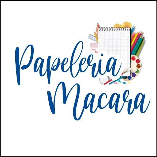 Papelería Macará-logo
