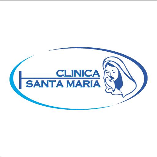 Clínica Santa María-logo