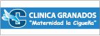 """Clínica Granados """"Maternidad La Cigueña""""-logo"""