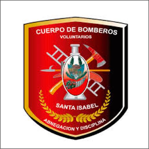 Cuerpo de Bomberos Voluntarios del Cantón Santa Isabel-logo