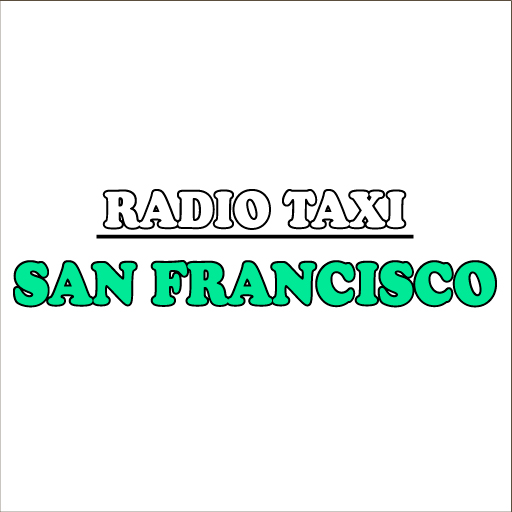 "Radio Taxi ""San Francisco""-logo"