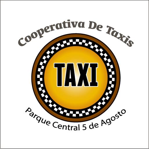 Cooperativa de Taxis Parque Central 5 de Agosto-logo