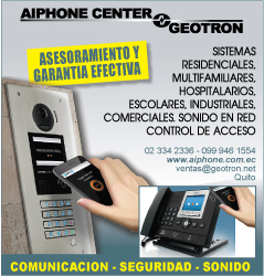 Aiphone Center Geotron